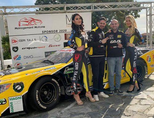 Euronascar 2020: Max Lanza in pista con il team CAAL Racing